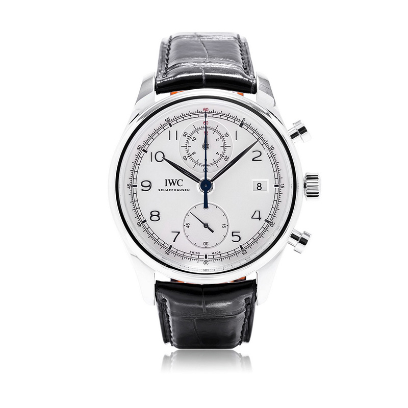 Portuguese Chronograph Classic IW390403 (Stainless Steel)