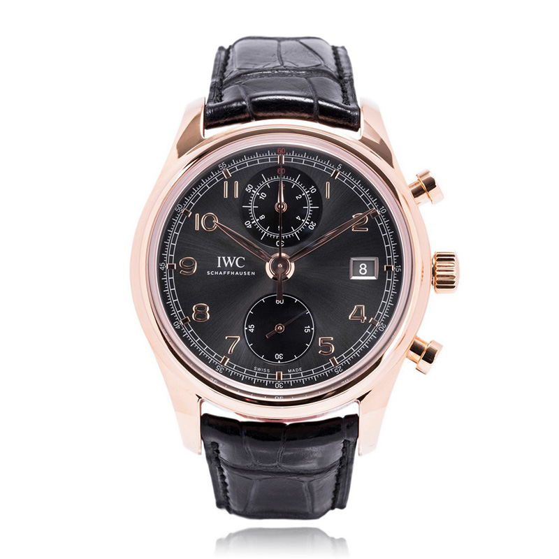 Portuguese Chronograph Classic IW390405 (Rose Gold)