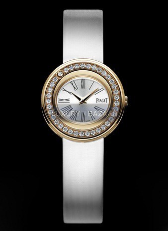 Possession Diamond Watch (RG-Diamond / Silver / Strap)