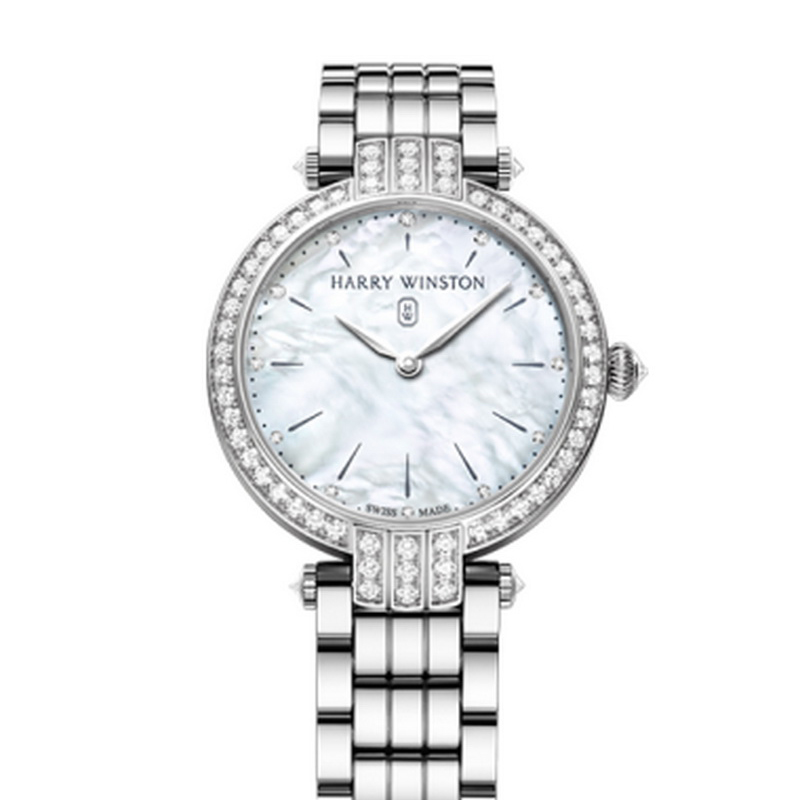 Premier 31mm PRNQHM31WW003 (White Gold)