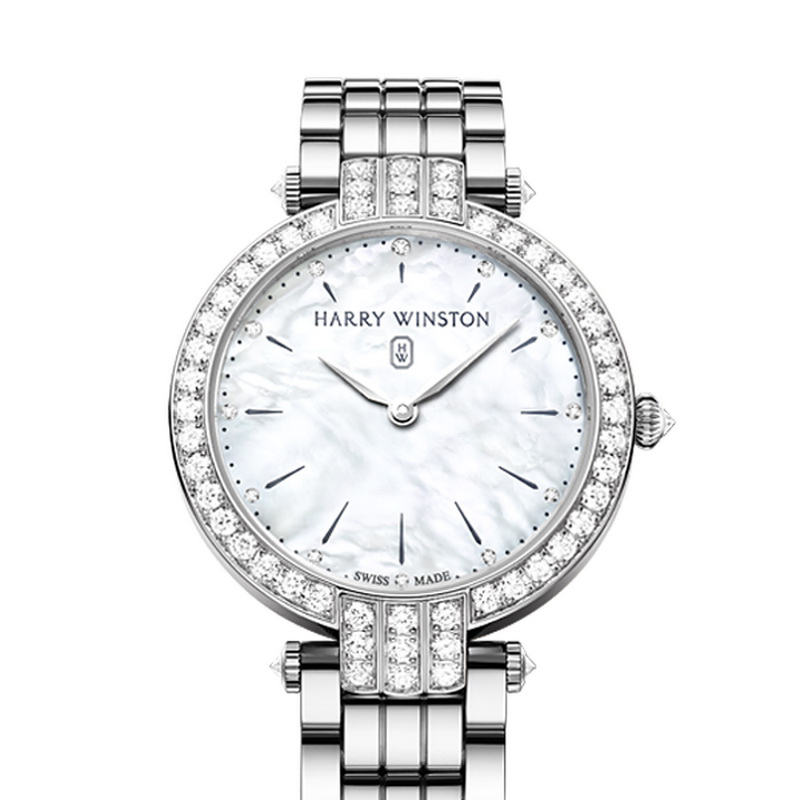 Premier 36mm PRNQHM36WW017 (White Gold)