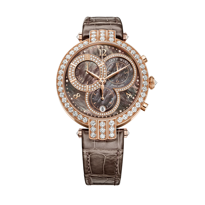 Premier Chronograph 40mm PRNQCH40RR002 (Rose Gold)