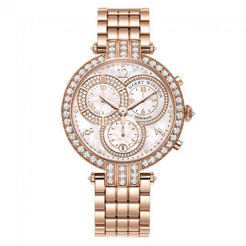 Premier Chronograph 40mm PRNQCH40RR003 (Rose Gold)