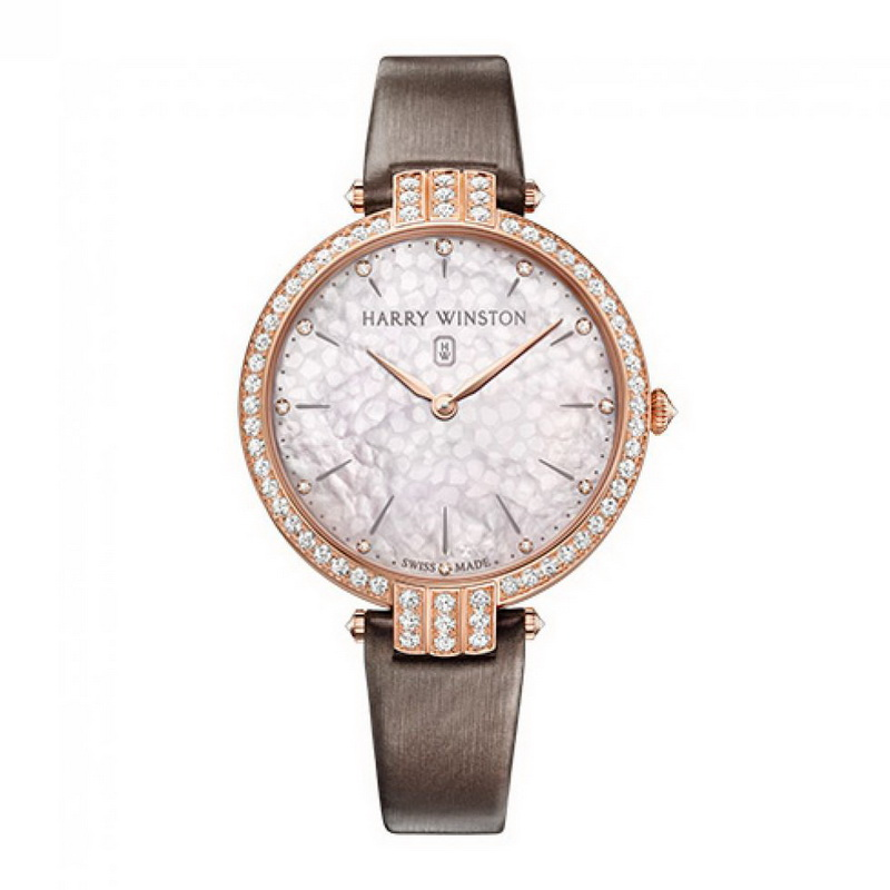 Ladies Premier 39mm PRNQHM39RR001 (Rose Gold)