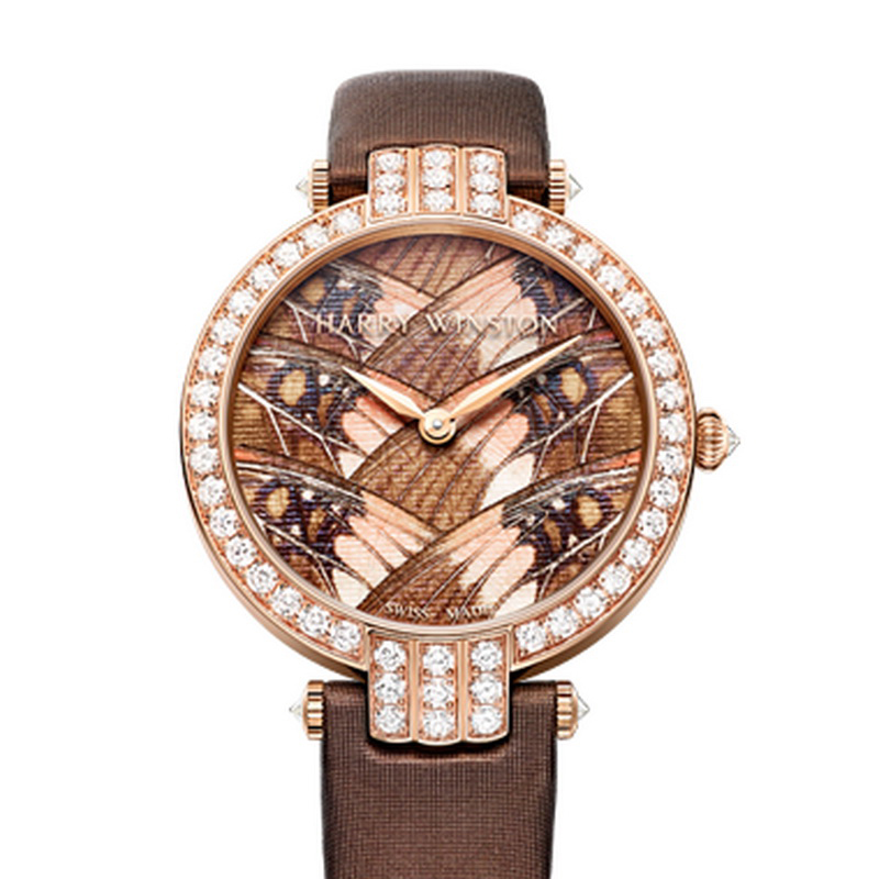 Premier Precious Butterfly Automatic 36mm PRNAHM36RR008 (Rose Gold)
