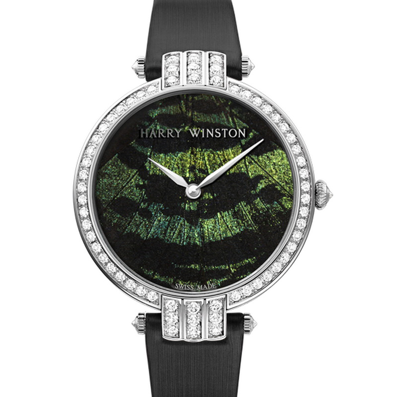 Premier Precious Butterfly Automatic 36mm PRNAHM36WW004 (White Gold)
