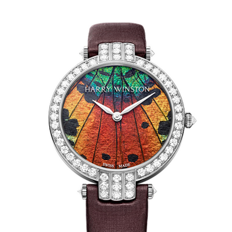 Premier Precious Butterfly Automatic 36mm PRNAHM36WW005 (White Gold)