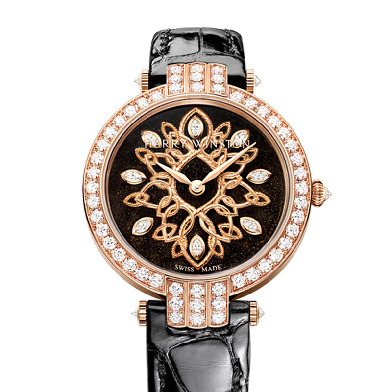 Premier Shinde Automatic 36mm PRNAHM36RR005 (Rose Gold)