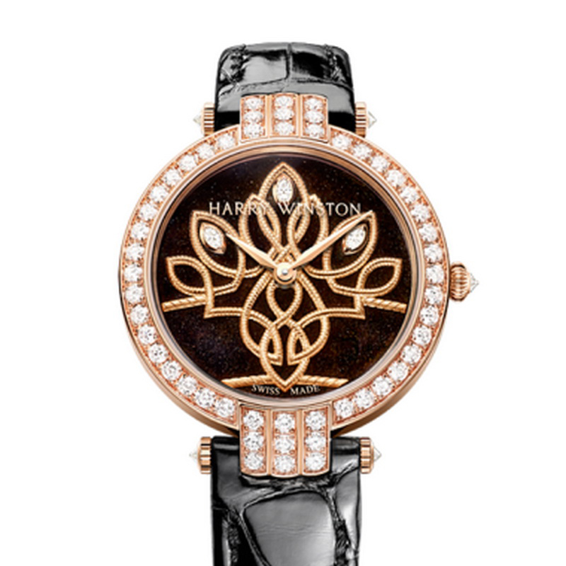 Premier Shinde Automatic 36mm PRNAHM36RR006 (Rose Gold)