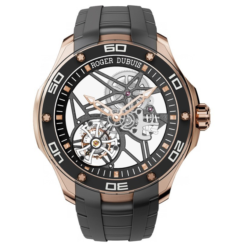Pulsion Skeleton Flying Tourbillon Pink Gold RDDBPU0001