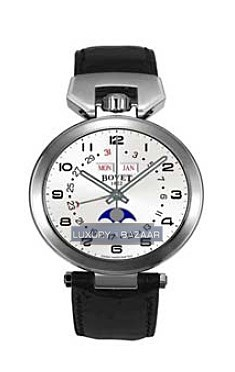 Sportster 36 Triple Date Moon Phase QA0066