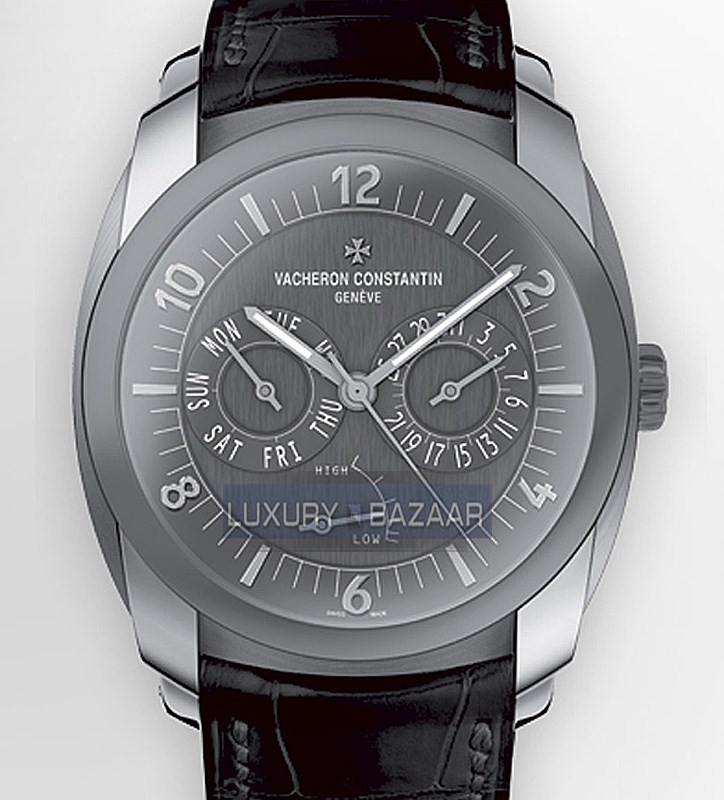 Quai de Ille Day Date Power Reserve 85050/000D-G920G