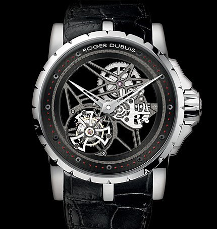 Excalibur Skeleton Flying Tourbillon RDDBEX0260