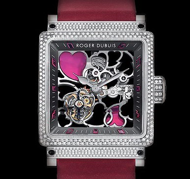 Kingsquare Skeleton Flying Tourbillon Ladies   RDDBKS0012