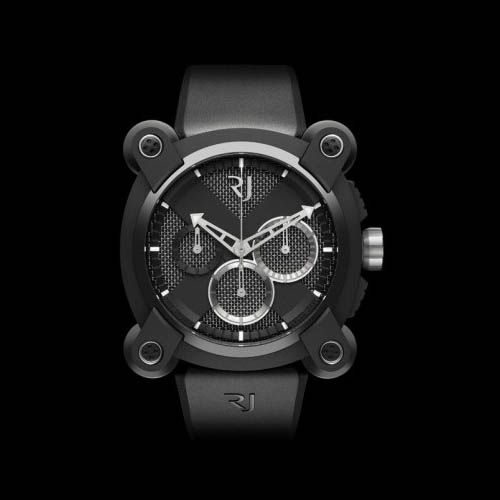 MOON INVADER SPEED METAL CHRONOGRAPH RJ.M.CH.IN.005.01