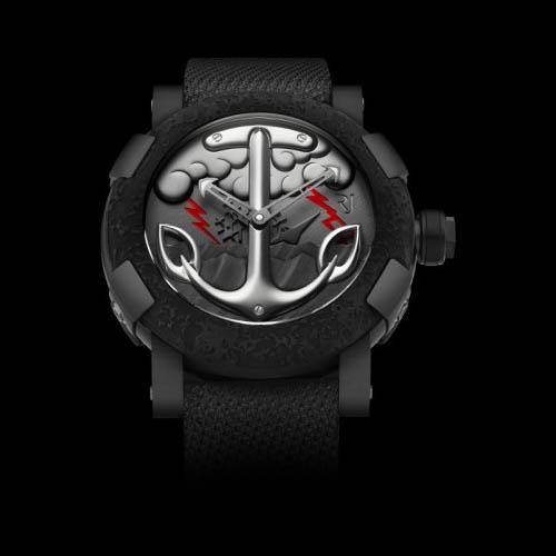 TATTOO BLACK RED RJ.T.AU.TT.002.02