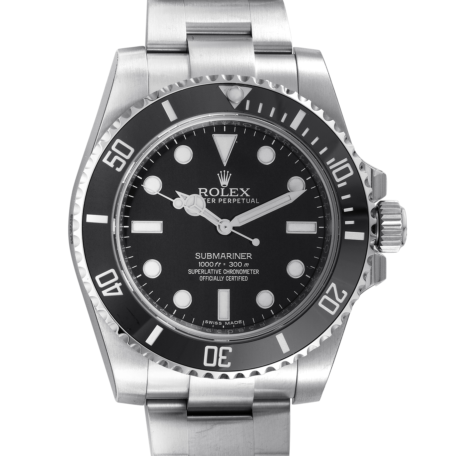 Oyster Perpetual Submariner Watch 114060