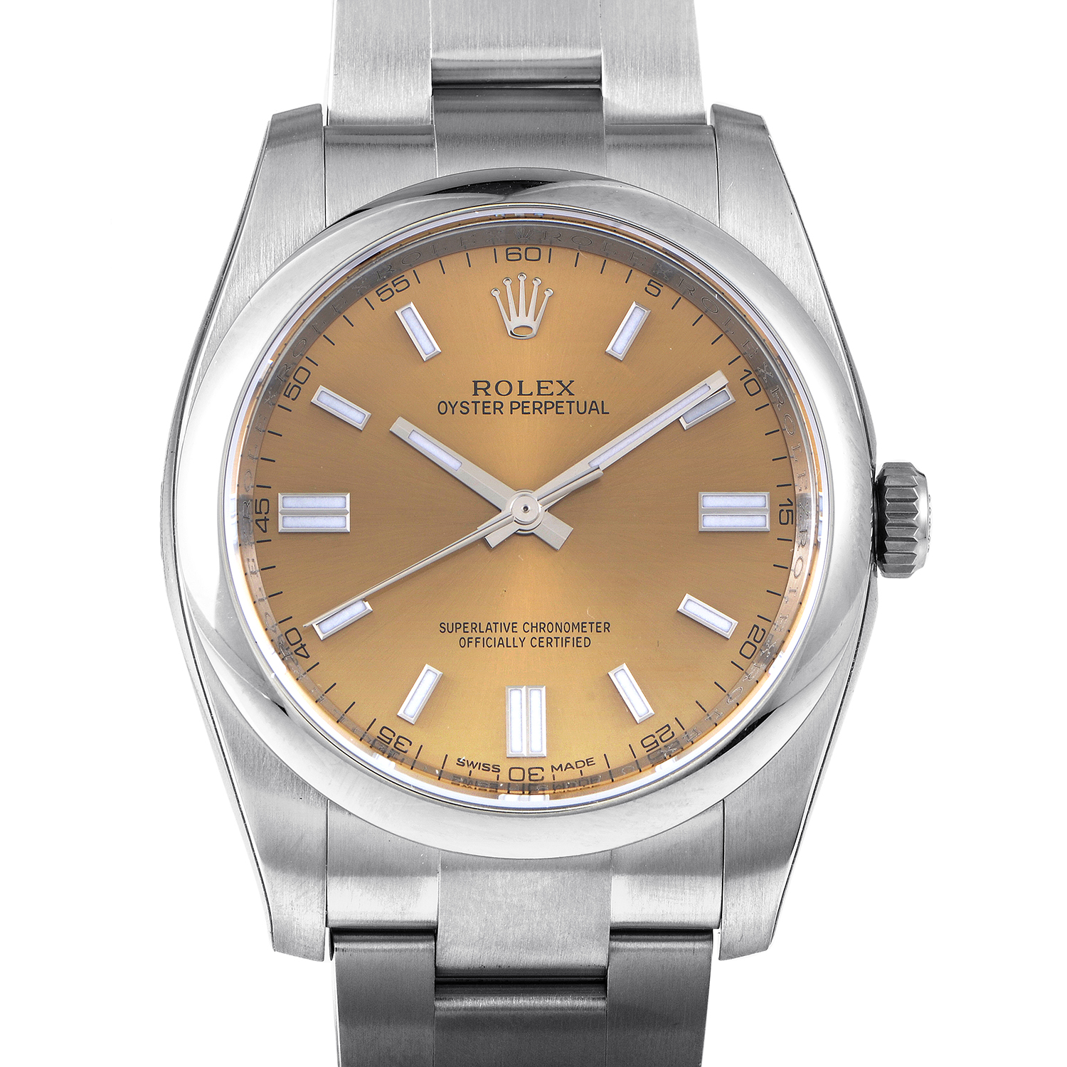 Oyster Perpetual 116000 wgio