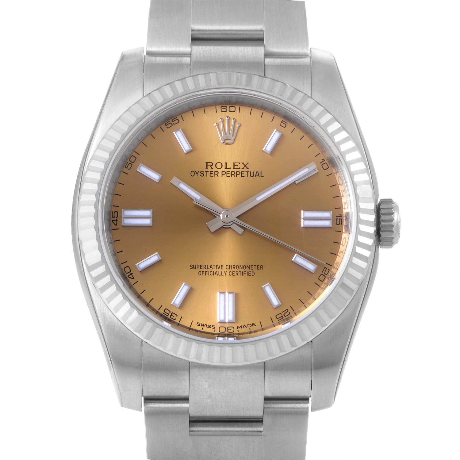 Rolex Oyster Perpetual Watch 116034