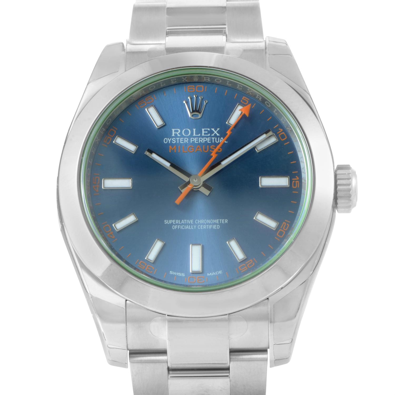Rolex Milgauss 116400GV blo