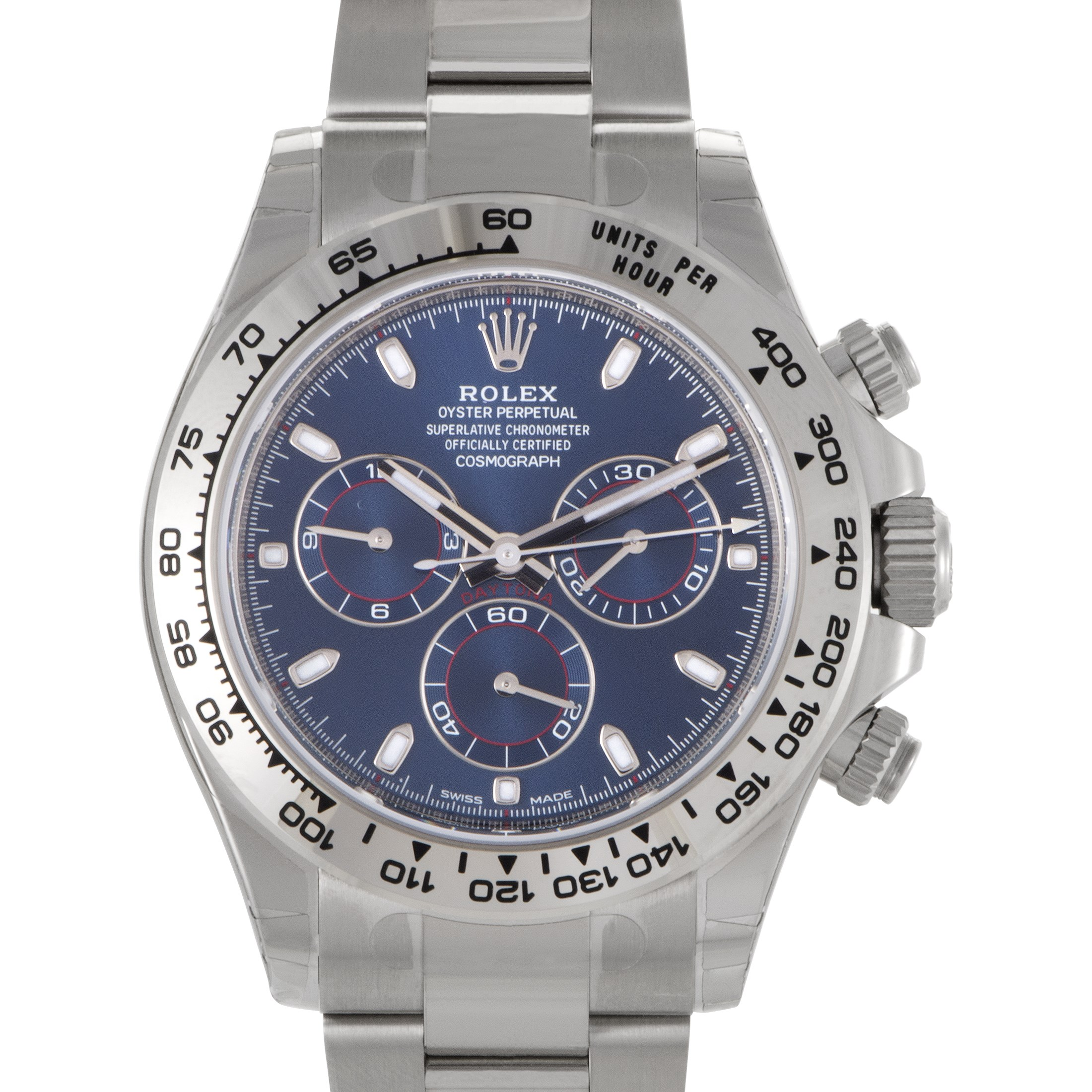 Oyster Perpetual Cosmograph Daytona Automatic Watch 116509-0071