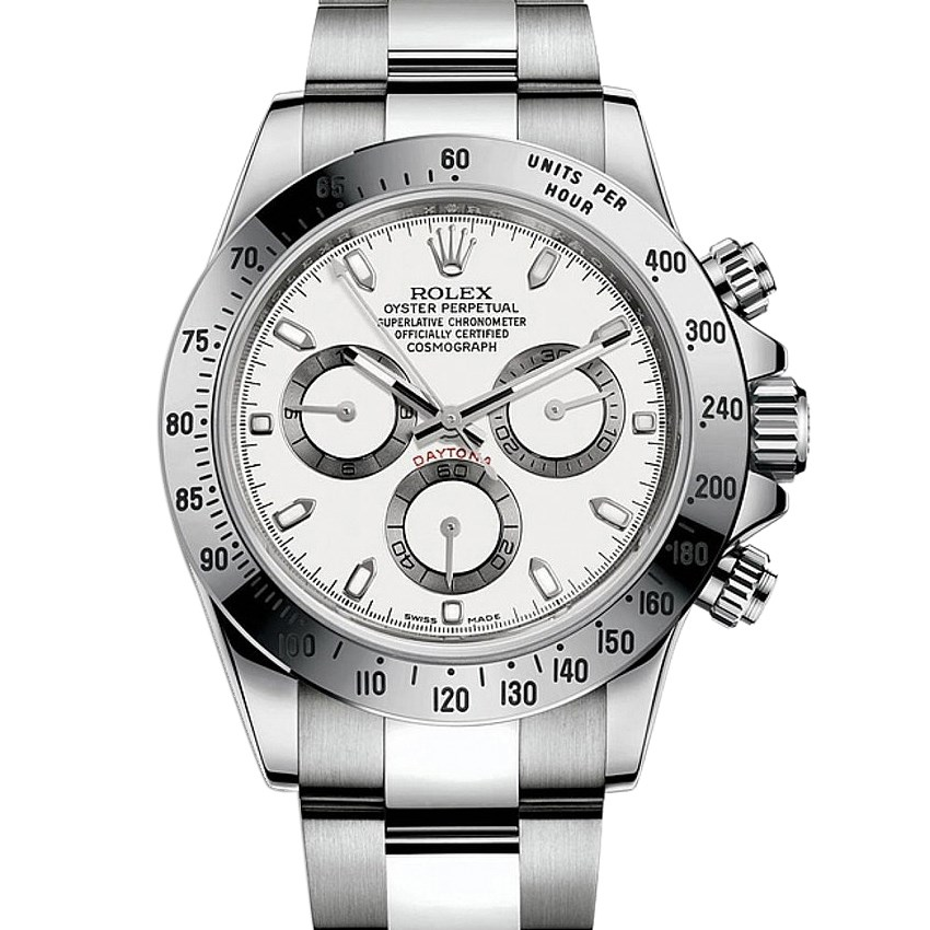 Rolex Cosmograph Daytona Men's Automatic Chronograph Watch 116520