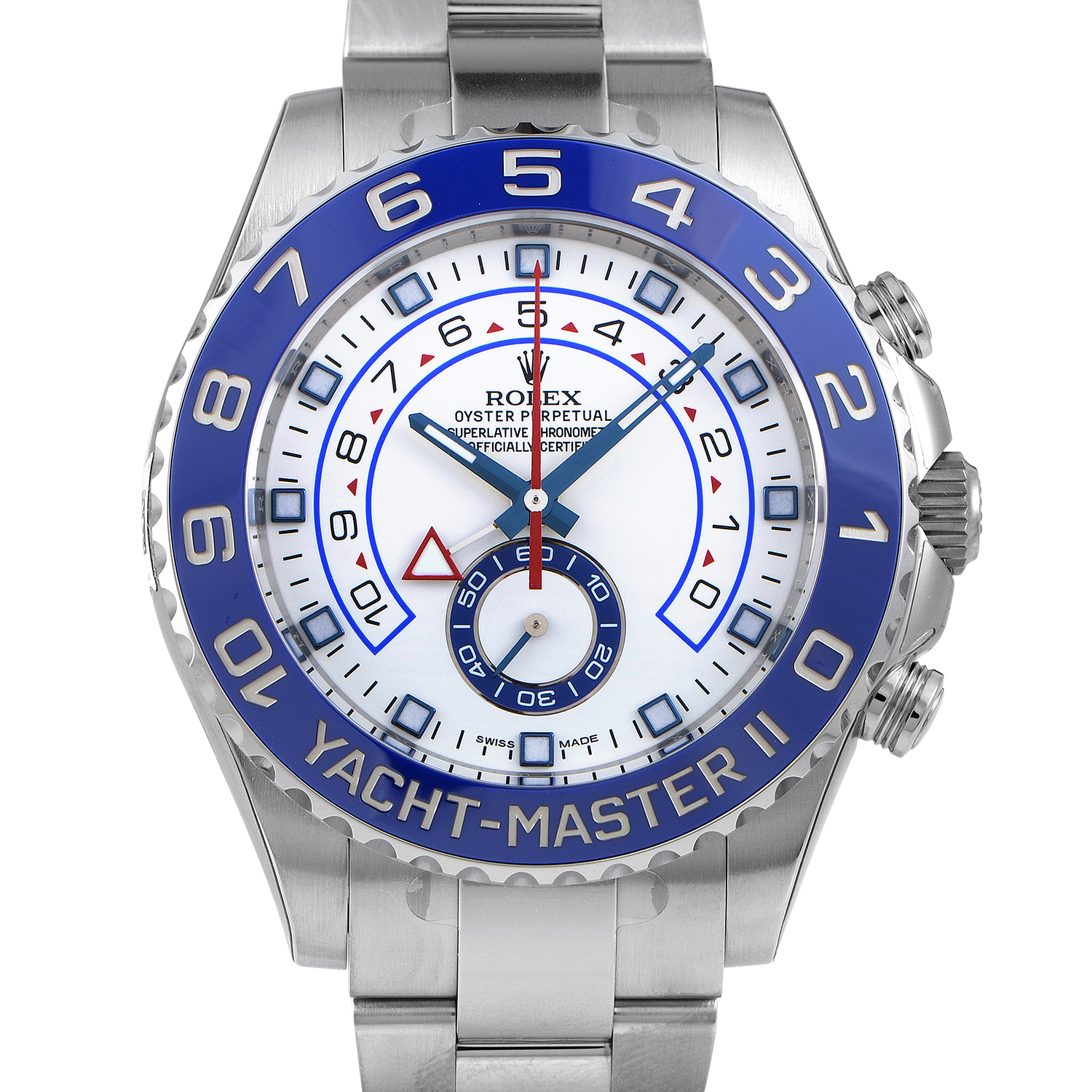 Oyster Perpetual Yacht-Master II 116680