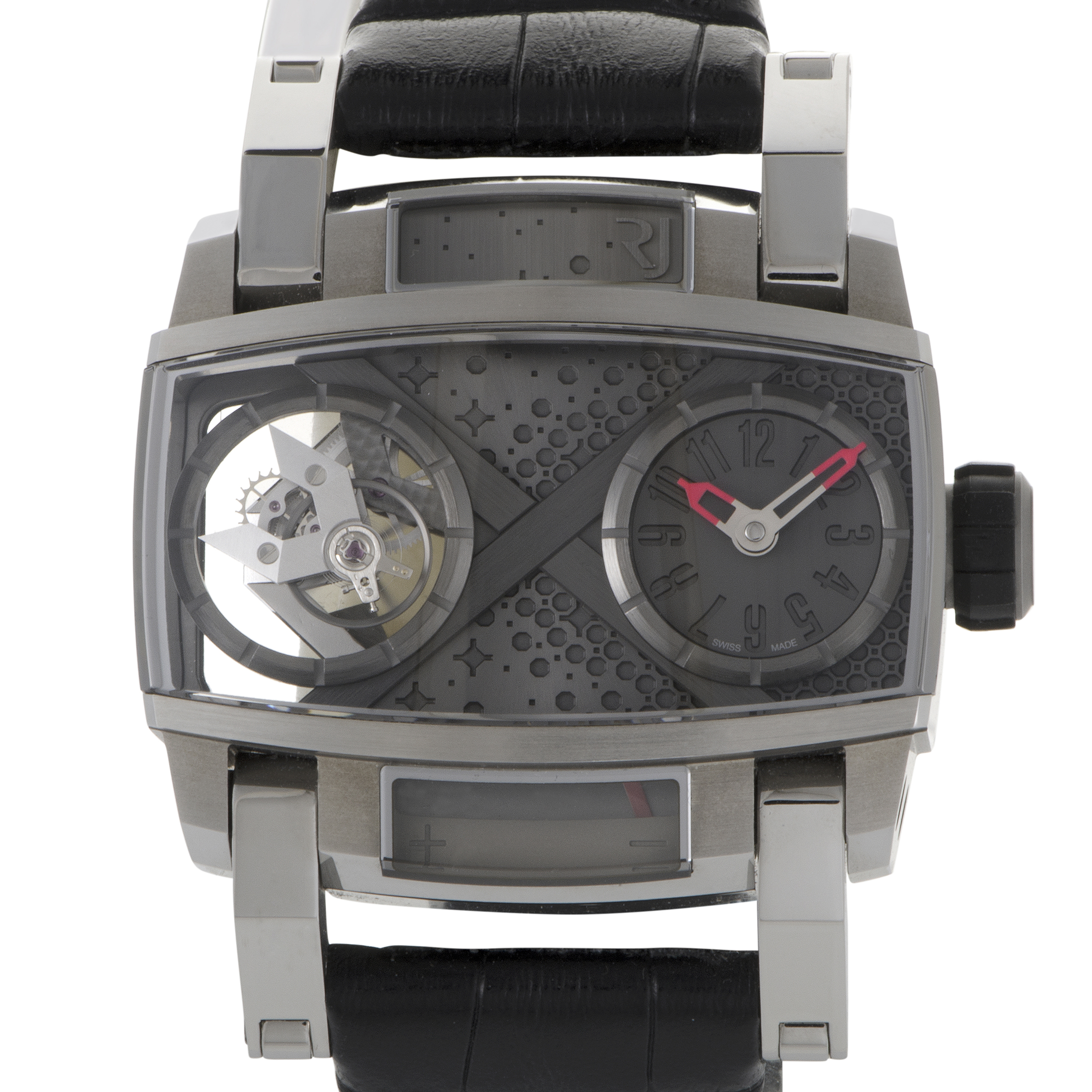 Moon Orbiter Speed Metal Mens Automatic Watch RJ.M.TO.MO.002.01