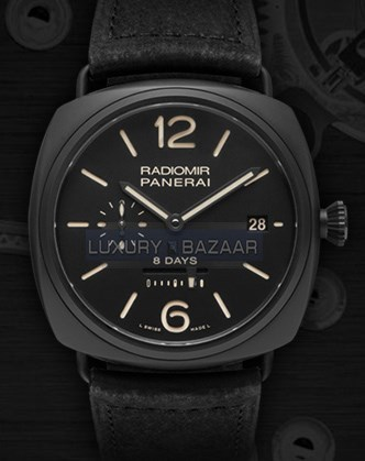 Radiomir 8 Days Ceramic PAM00384