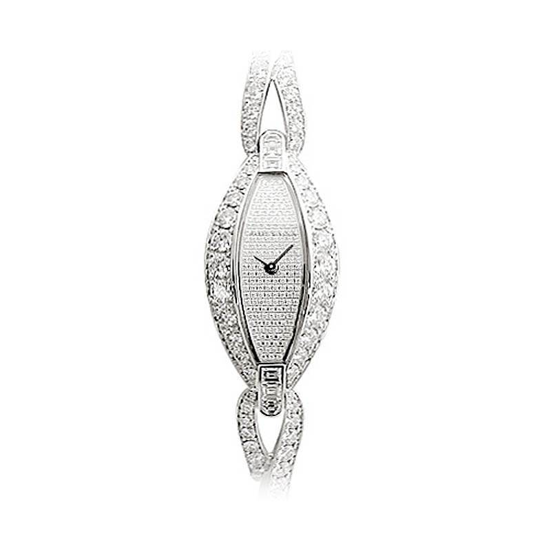 Marquesa Diamonds Drop Watch HJTQHM20WW023