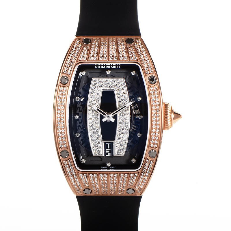 RM007_RG Ladies Partial Pave Case
