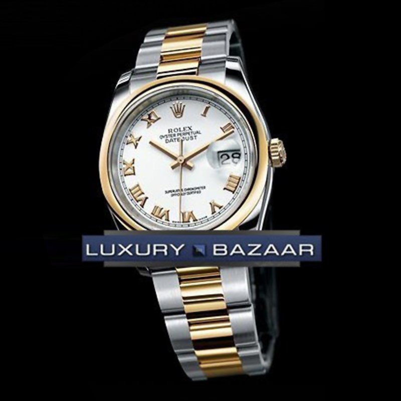 Oyster Perpetual Datejust 36mm 116203 wro