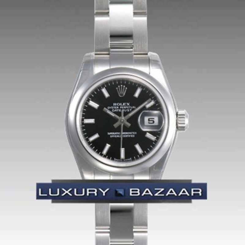 Datejust Lady 26mm 179160 bkso