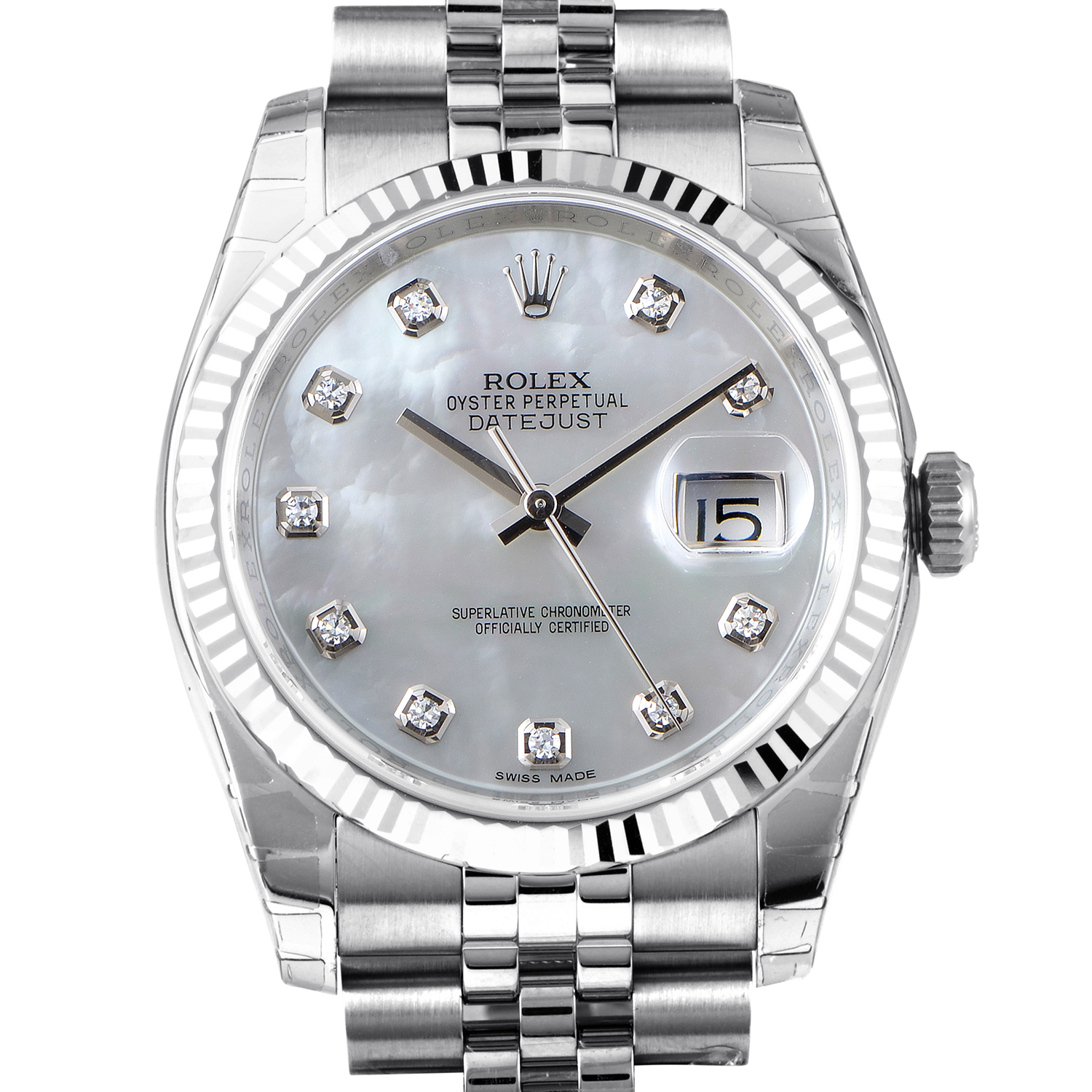 Datejust 36mm 116234 mdj