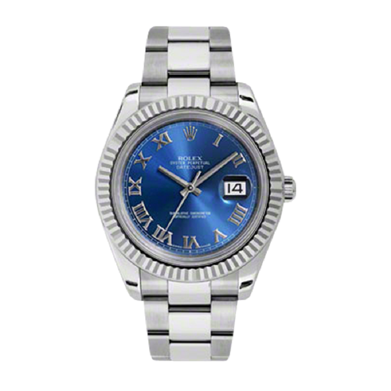 Datejust II 41mm 116334 blro