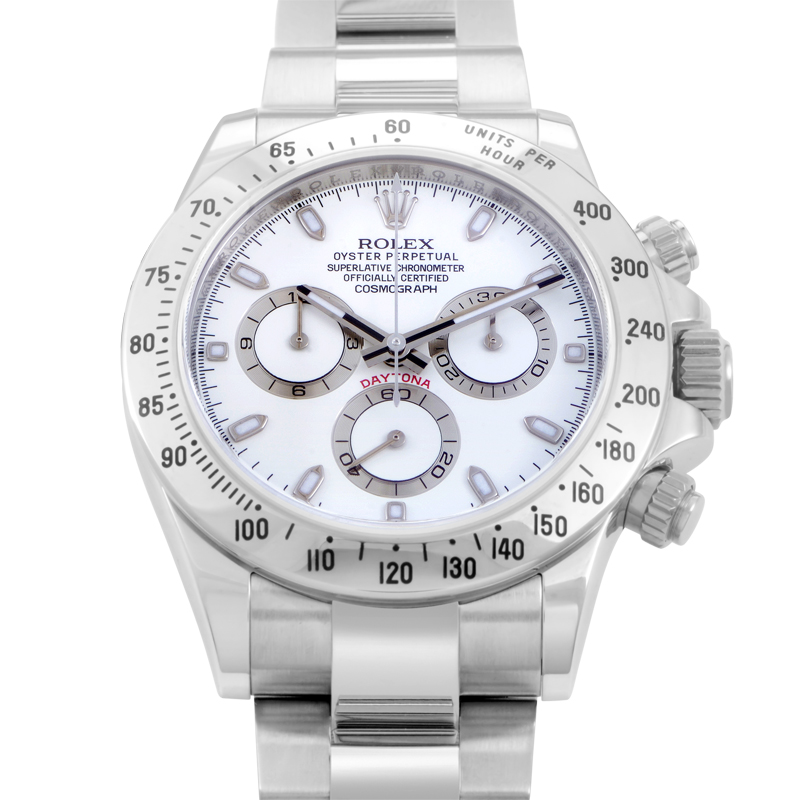 Cosmograph Daytona Men's Automatic Chronograph Watch 116520