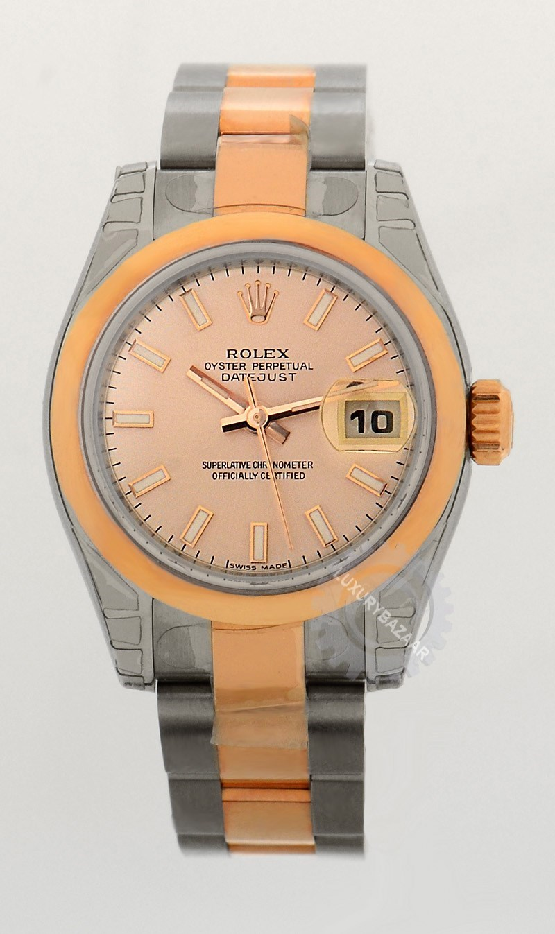 Oyster Perpetual Lady-Datejust 26 Domed Bezel 179161 pso