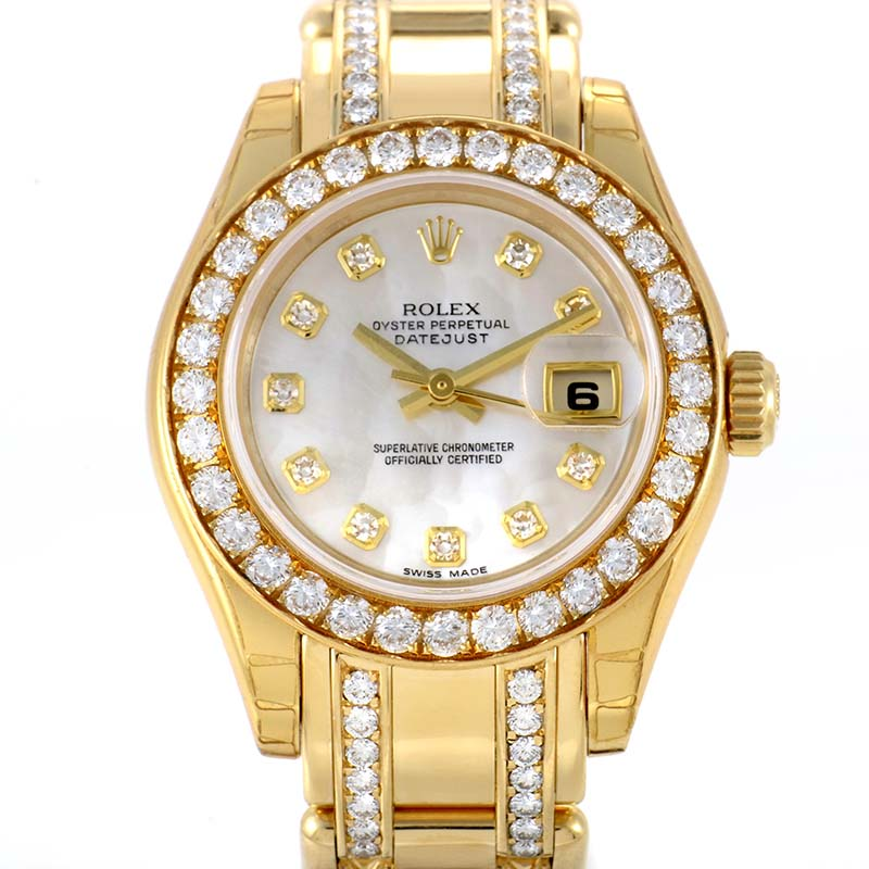 Masterpiece Oyster Perpetual Lady-Datejust Pearlmaster 80298.74948 md