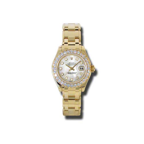 Masterpiece Oyster Perpetual Lady-Datejust Pearlmaster 80298 md