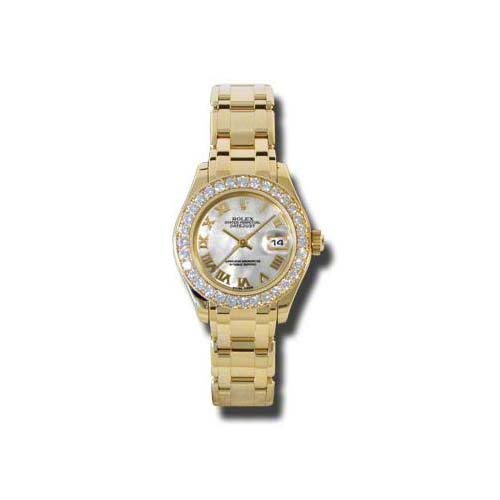 Masterpiece Oyster Perpetual Lady-Datejust Pearlmaster 80298 mr