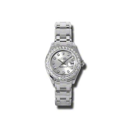 Masterpiece Oyster Perpetual Lady-Datejust Pearlmaster 80299 sd