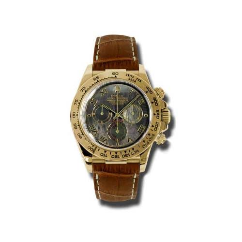 Oyster Perpetual Cosmograph Daytona 116518 dkmrbr