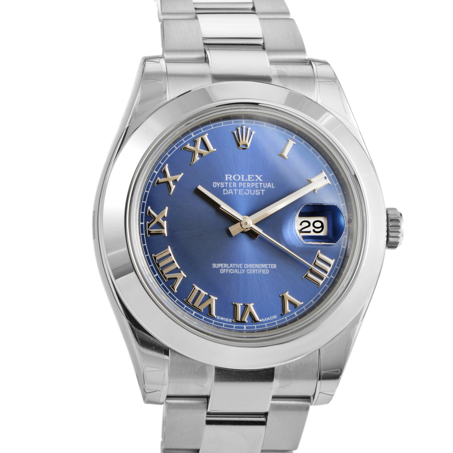 Oyster Perpetual Datejust II 116300 blro