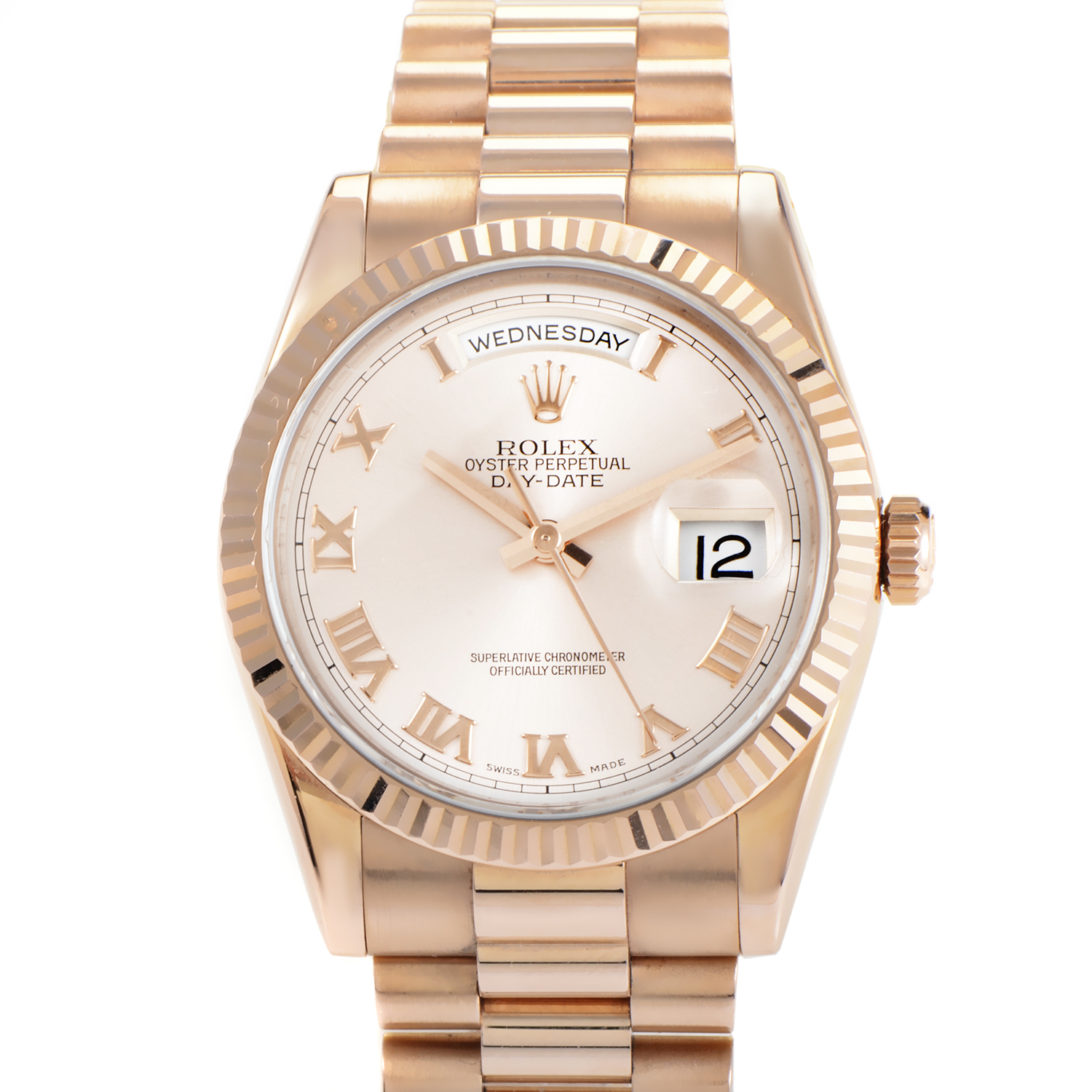 Oyster Perpetual Day-Date 118235 chrp