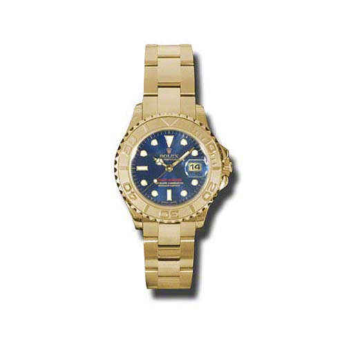 Oyster Perpetual Yacht-Master Lady Gold 169628 b