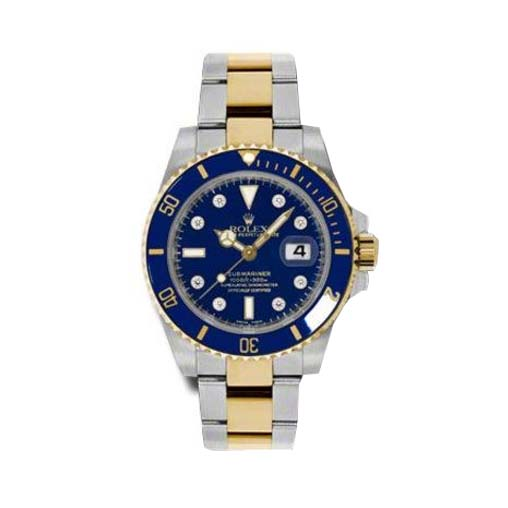 Oyster Perpetual Submariner Date Rolesor 116613 bld