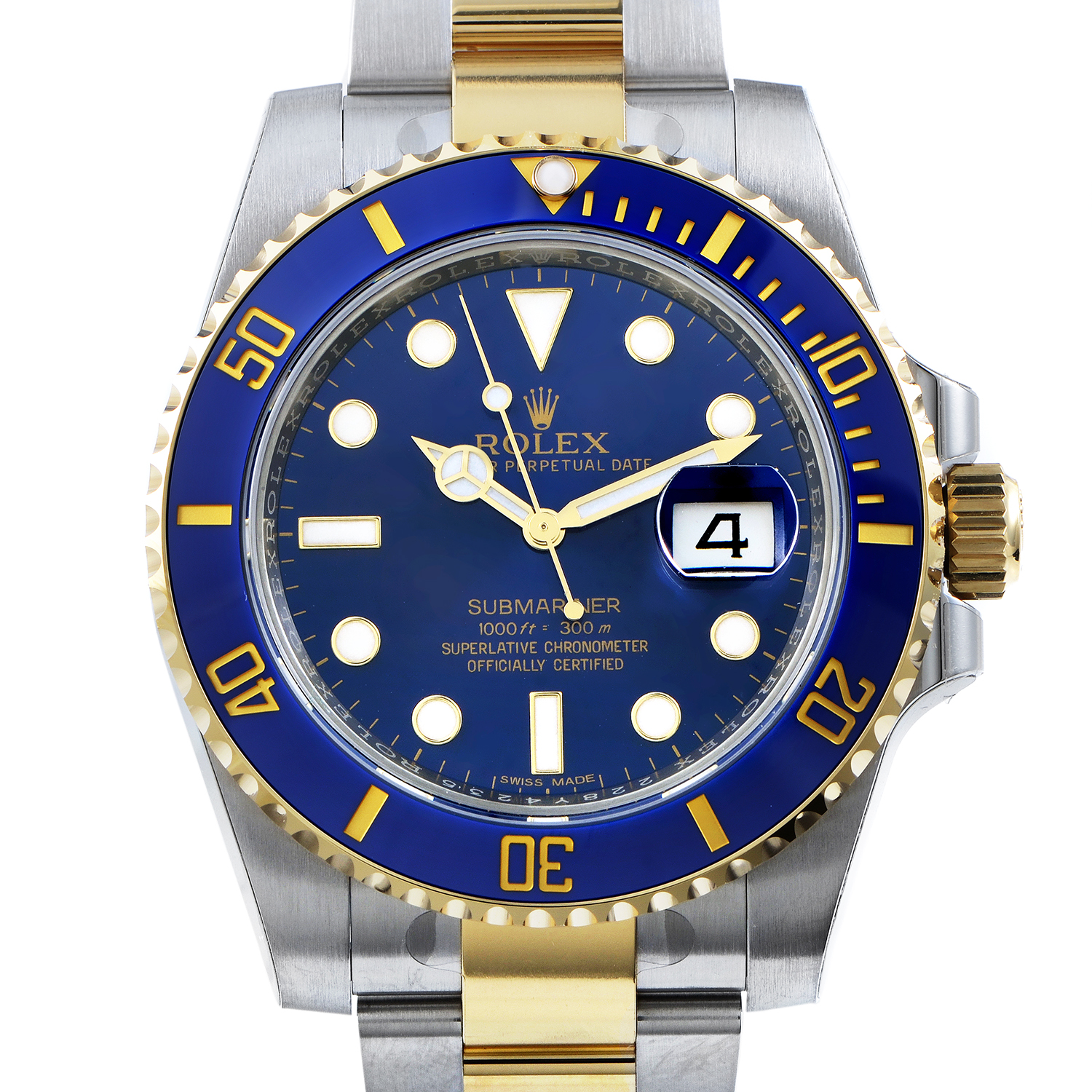 Oyster Perpetual Submariner Date Rolesor 116613LB