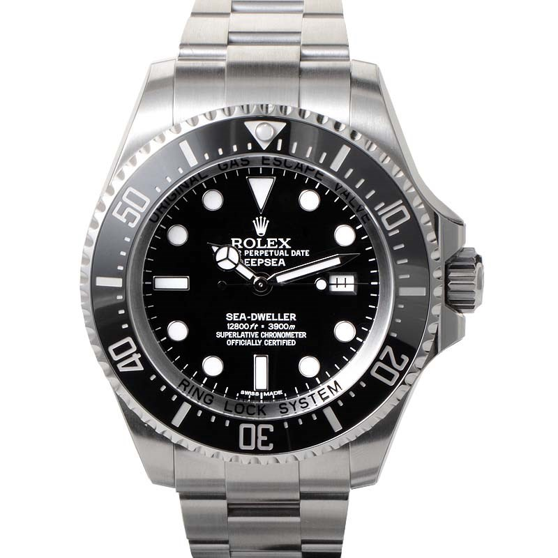 Sea-Dweller DEEPSEA Mens Automatic Watch 116660/98210
