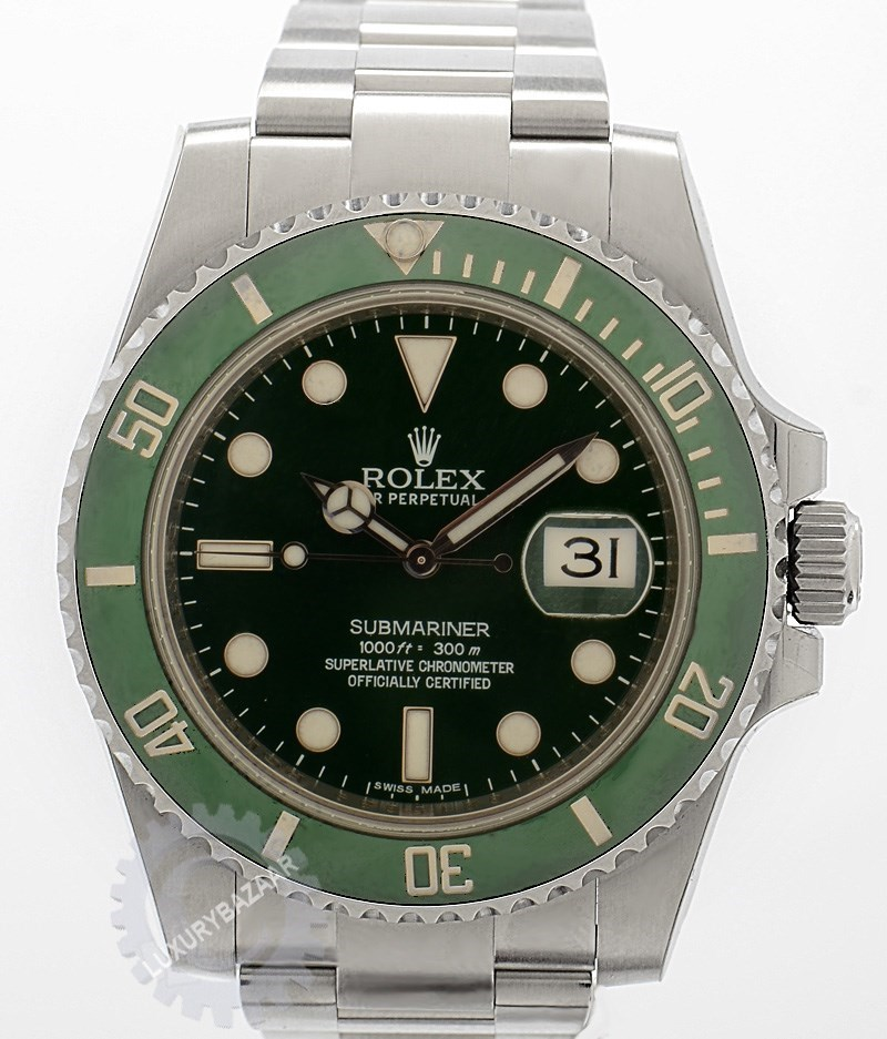 Submariner Date 116610LV