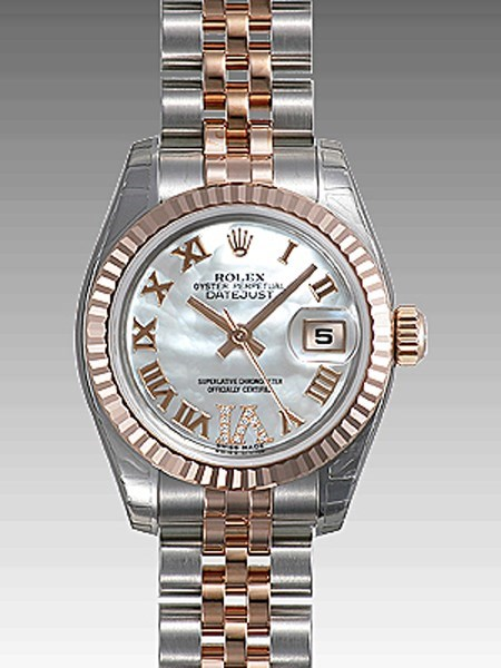 Lady Datejust 26 Fluted 179171 mdro